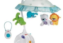 Fisher-Price Precious Planet 2-in-1 Projection Mobile Review