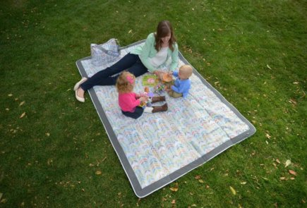 JJ Cole Collections Outdoor Mat Review