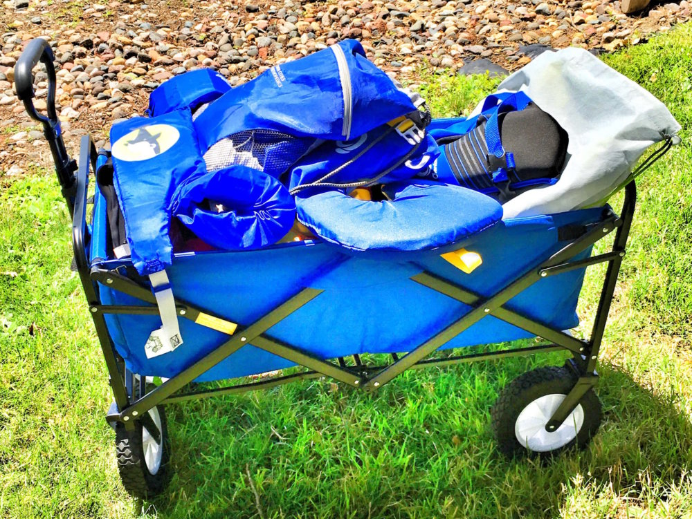 MacSports Collapsible Wagon Review