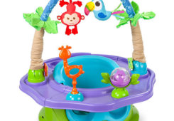 Summer Infant Island Giggles Deluxe Review