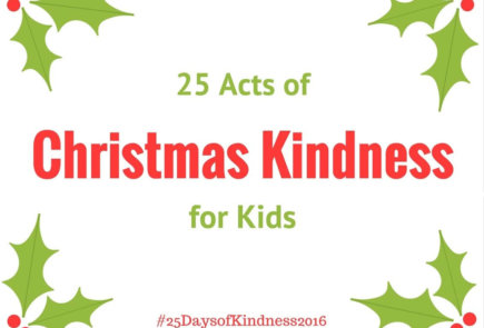 25 Acts of Christmas Kindness
