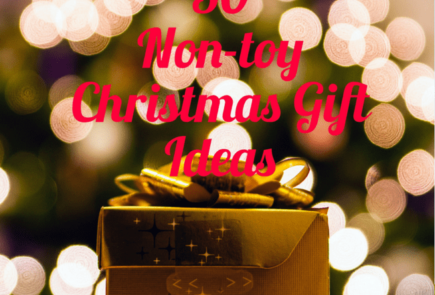 50 Non-Toy Christmas Gifts for Kids