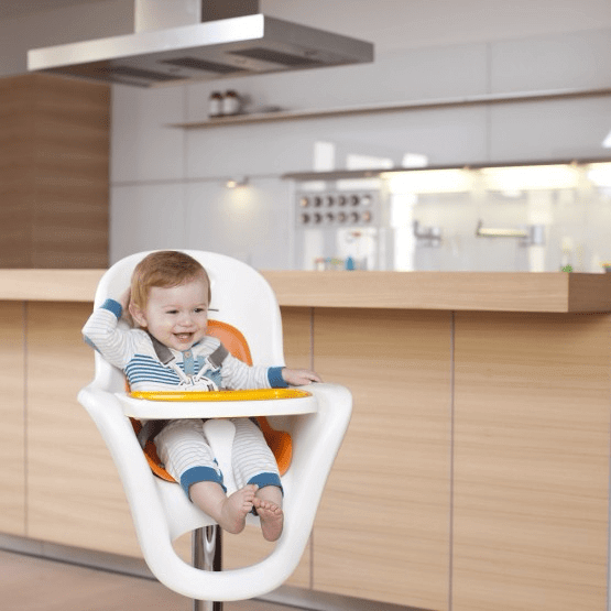Boon Flair Pedestal Highchair Review