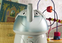 Crane Adorable Ultrasonic Cool Mist Humidifier Review