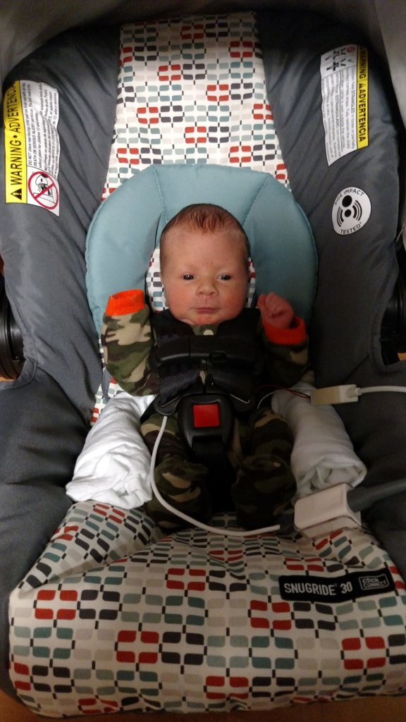 I Also Like That The Graco SnugRide Click Connect Works With Stroller Systems Some Of Car Seats Are Even Sold A Matching