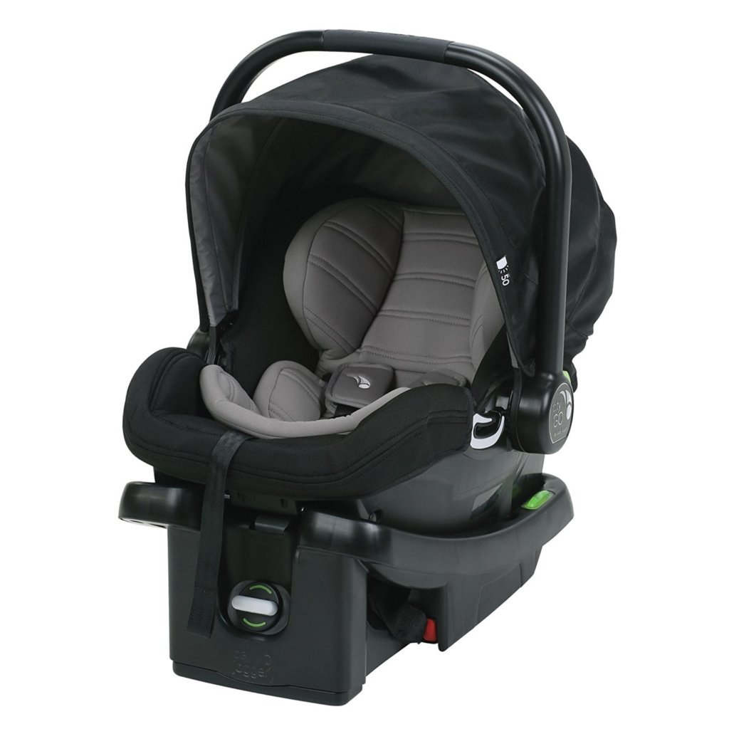 Baby Jogger City GO Infant Car Seat • TeeterTot