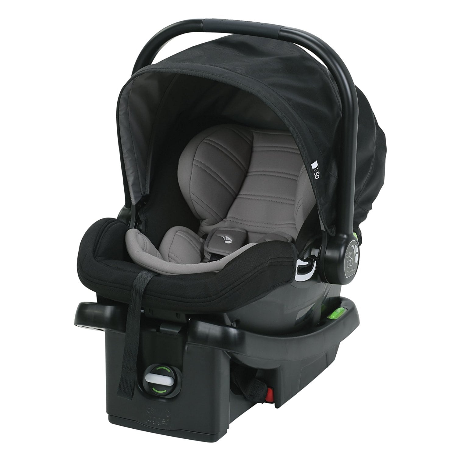 baby jogger city go infant car seat teetertot. Black Bedroom Furniture Sets. Home Design Ideas