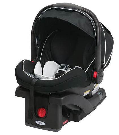 Graco Snugride Click Connect 35 Lx Infant Car Seat Teetertot