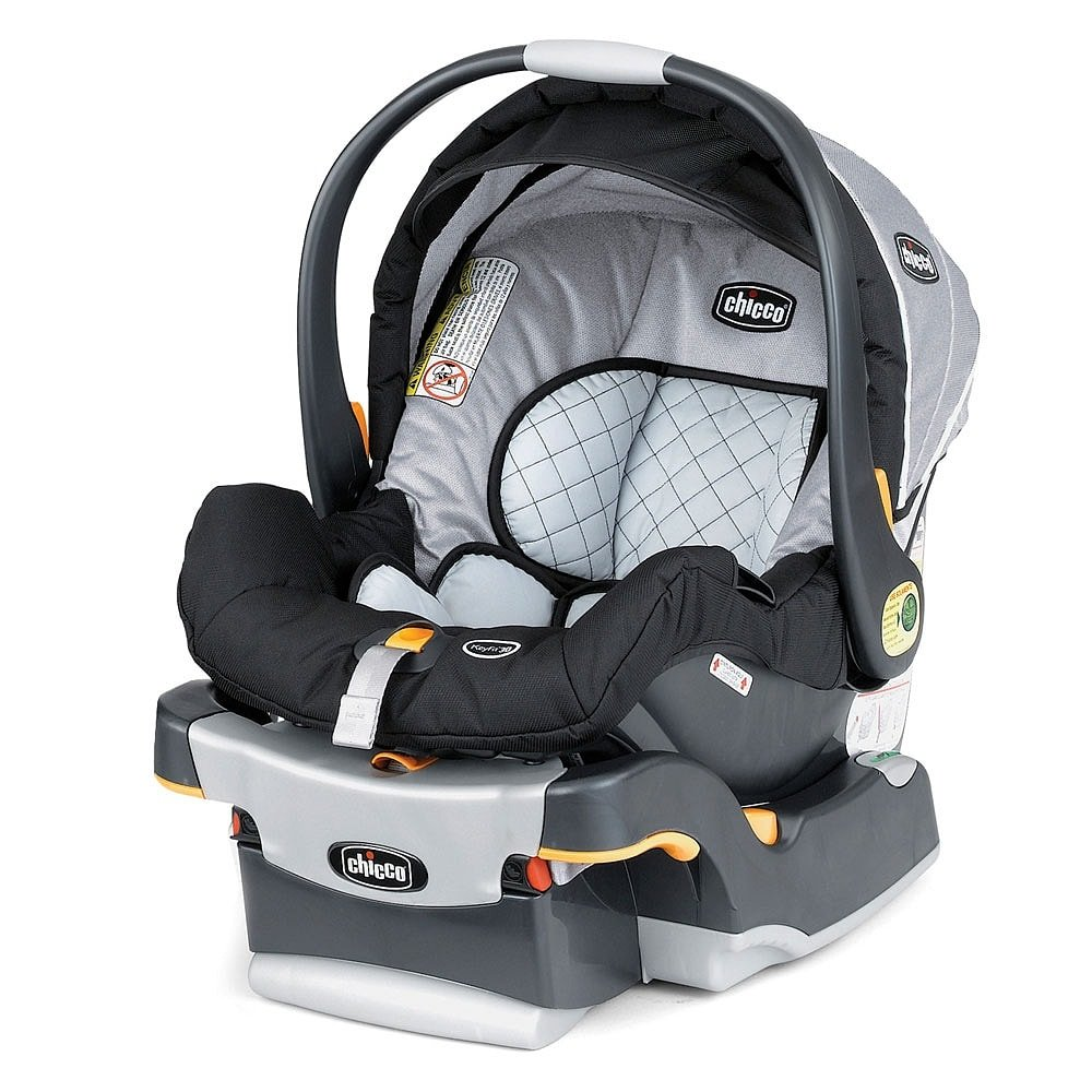 Put this Bucket on Your List: Chicco KeyFit 30 Infant Car Seat and