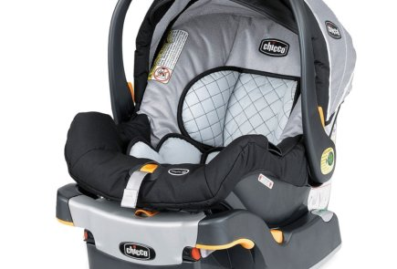 Chicco KeyFit 30 Infant Car Seat And Base O TeeterTot